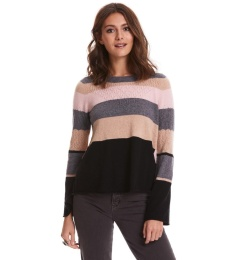 Sunrise Rhythm Sweater - Multi