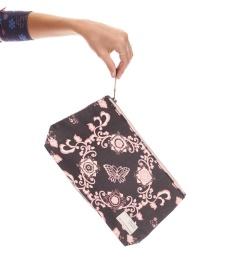 Flickering Dawn Beauty Bag - Asphalt