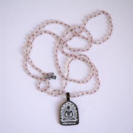 Buddha 56 Stone 4 - Pink