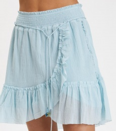 Superflow Skirt - Horizon Blue