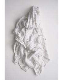 Stella Woven Blanket - Print Grey