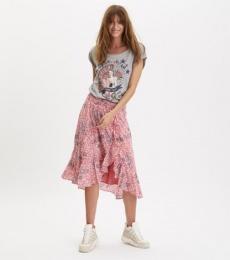 Lush Shake Skirt - Blush Pink