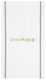 Kökshandduk Champagne Guld