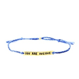 You are awesome - Gold/Blue