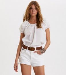 Wooo Hooo Blouse - Bright White