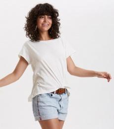 Doooer T-shirt - Bright White