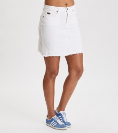 Cabana Skirt - Bright White