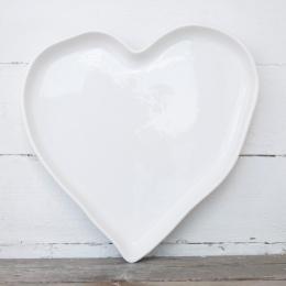 Pajform Hjärta - Stor
