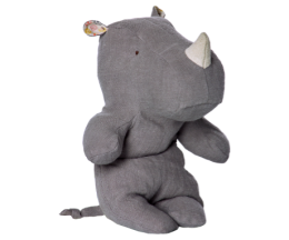 Noshörning Grå - Small