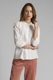 Nucalvina S/S Shirt - Bright White