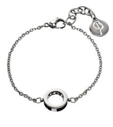 Monaco Bracelet Thin - Steel