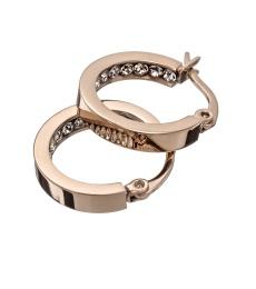 Monaco Earrings Mini - Rosé