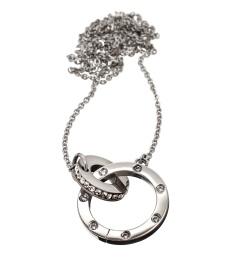 Ida Necklace Long - Steel