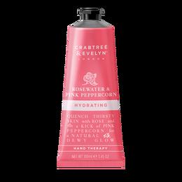 Handcrème Mini - Rosenvatten & Rosépeppar