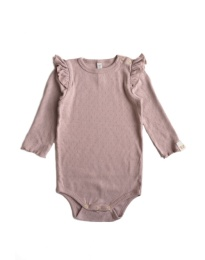 Estelle Body - Solid Old Pink