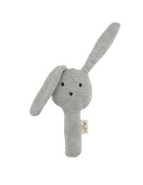 Activity Hand Rabbit - Grey Melange