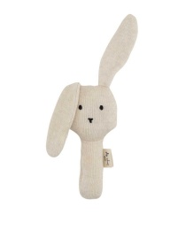 Activity Hand Rabbit - Off White Melange