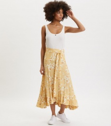 Adore Skirt - Lemon Ice