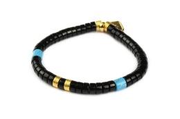 Surfer Bracelet - Black Onyx