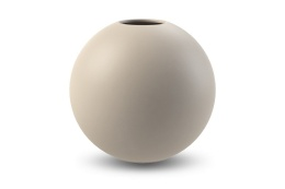 Ball Vase 30 cm - Sand
