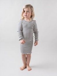 Bina Dress - Sailor