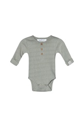 Bowie LS Body Organic - Green