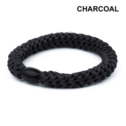 Supersnodden Hårband - Charcoal