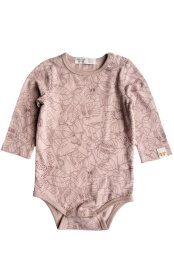 Cleo Body - Print Old Pink