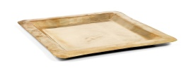 Urban Tray Square - Brass