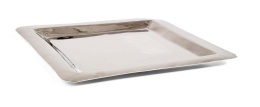 Urban Tray Square - Silver