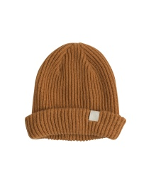 Zion Beanie - Orange
