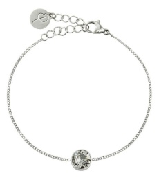 Diana Bracelet - Wintergreen Steel
