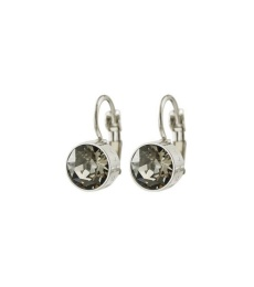 Diana Earrings - Wintergreen Steel