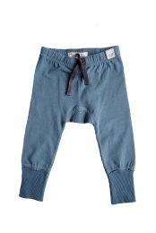 Elmer Trousers - Solid Sea Blue