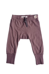 Elmer Trousers - Solid Dark Plum