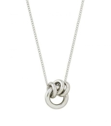 Elsie Necklace - Steel