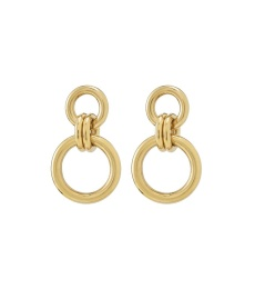Elsie Earrings - Gold