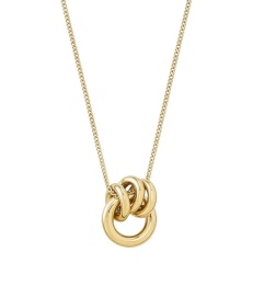 Elsie Necklace - Gold