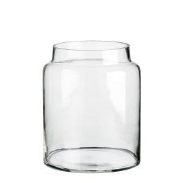 Glasvas, Höjd: 24 cm