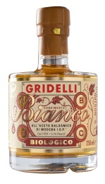 Gridelli Balsamvinäger - Bianco