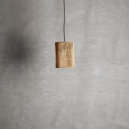 ERBJUDANDE! Lampskärm i Rotting - Liten