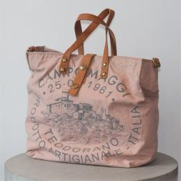Campomaggi Väska - Rosa