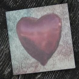 Valentine kort - litet
