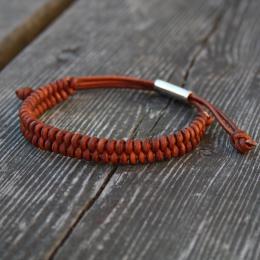 Brad bracelet - Brown