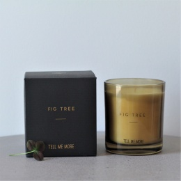 Scented Candle Noir - Fig tree