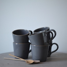 Rivello Cup - Dark Grey