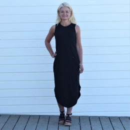 Ulrika Klänning - Svart