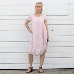 Bella dress - Soft pink one