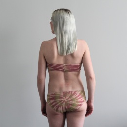 Ramla - Spiral/Yellow/Pink