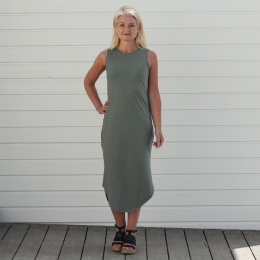 Ulrika Klänning - Grön